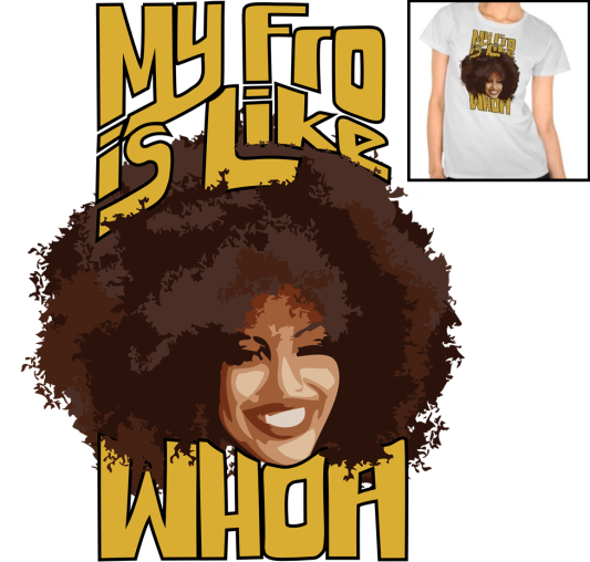 Is Your 'Fro Like Whoa?